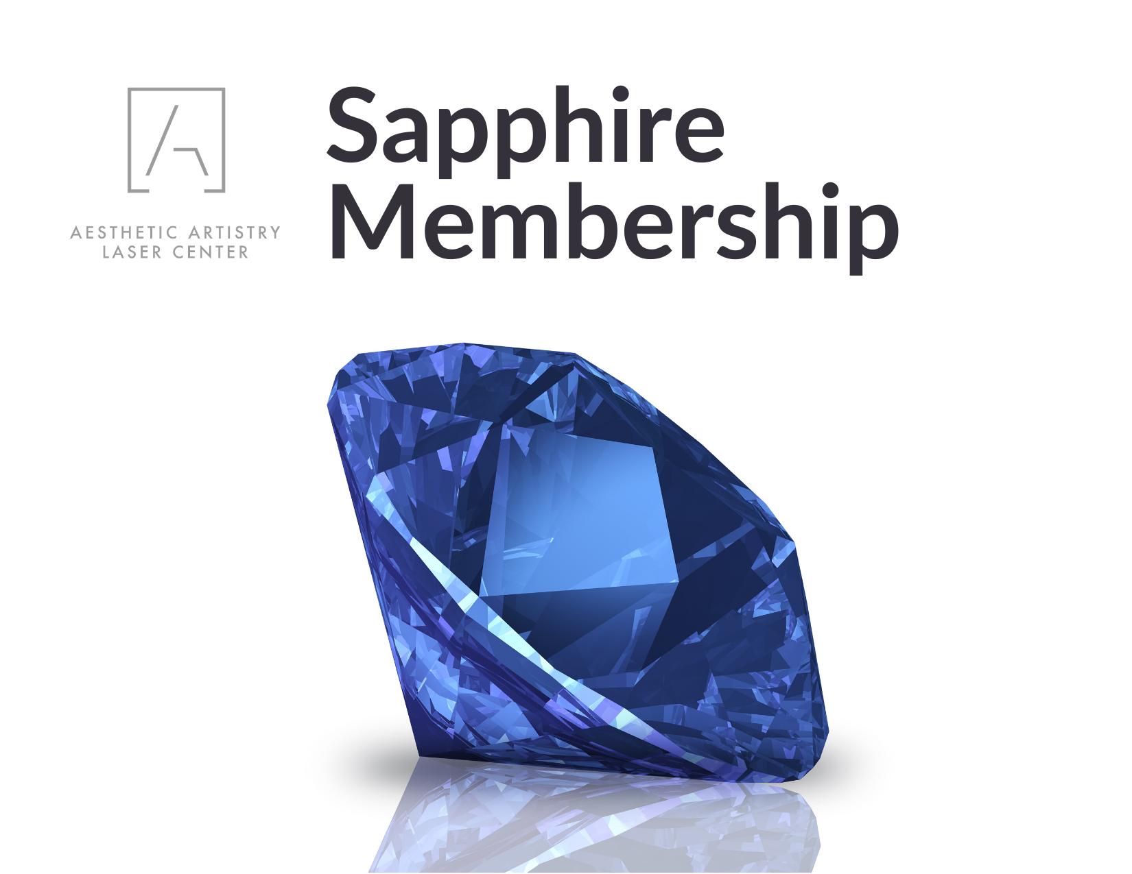 AALC Membership Club Sapphire Membership
